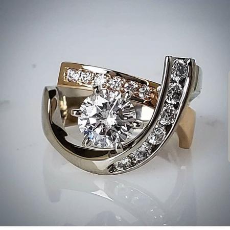 Drabenstot custom ring