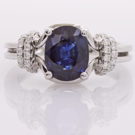 Sapphire ring 2016