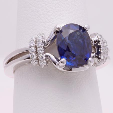 Sapphire ring 2016 photo 2