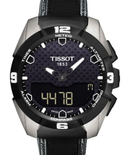 T091 420 46 051 01 tissot touch solar