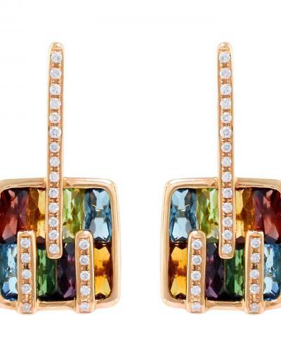 Boulevard earrings
