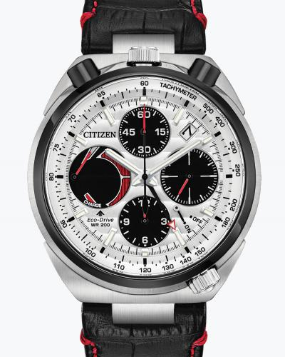 Av0071-03a promaster tsuno chronograph racer copy