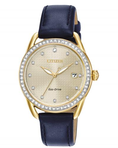 Fe6112-09p-citizen-eco-drive-ladies-leather-blue-crystals-gold