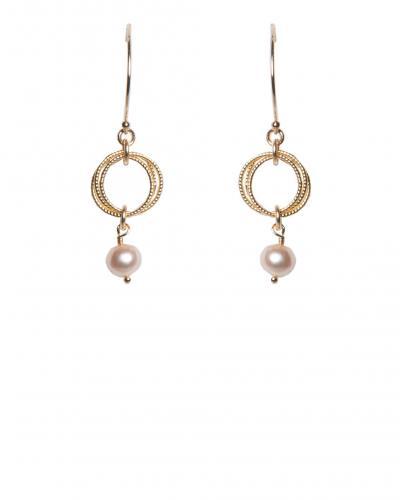 Camille earrings e467g tracy arrington studios