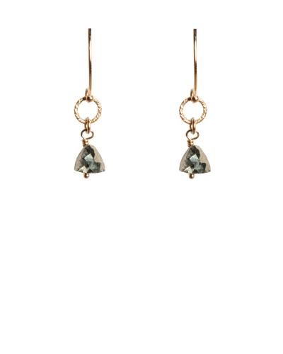 Alexis earrings e382 tracy arrington studios